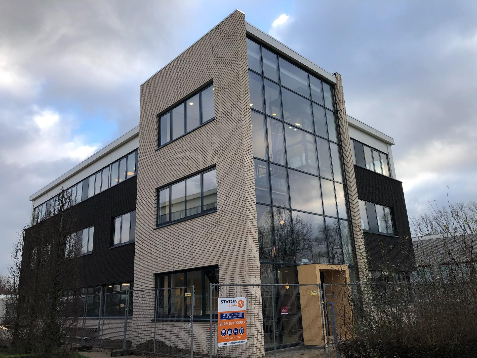 Oplevering kantoor Wageningen! - Staton